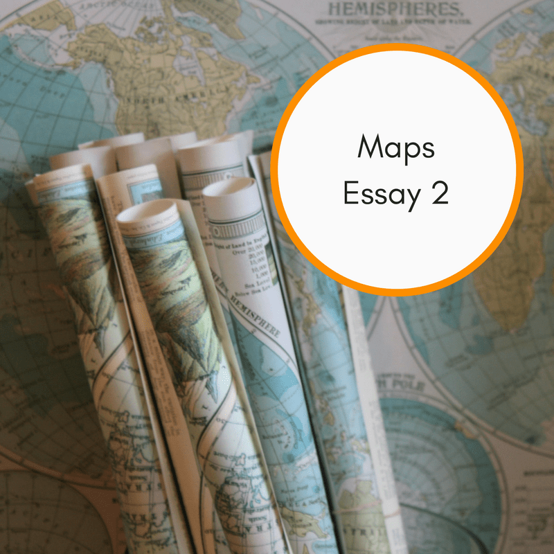 IELTS Writing Task 1 - Maps Example Essay 2