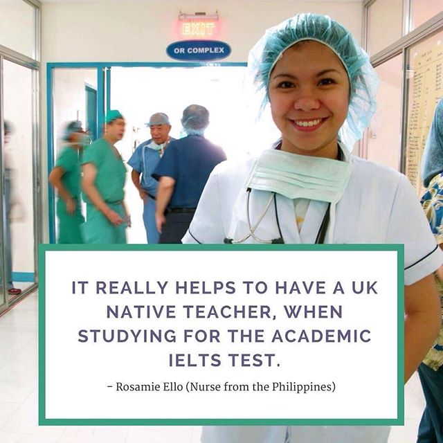 Many of our lovely students are nurses from The Philippines and we have helped them to pass the IELTS Test. If you are a nurse or a doctor, take a look at our website and see how we can help you to pass the IELTS exam. ✨✨✨✨✨✨✨ #ielts #ieltsclass #ieltsachieve #ieltsexam #ieltstest #ieltsspeakingassistant #ieltstutor #ieltscourse #ieltsclass #ieltsclasses #learnenglishonline #nurses #nurses #filipinonurse #filipinonurses #studyielts #ieltsprep #ieltspreparation #ieltswriting #ieltsreading #ieltslistening #ieltsspeaking