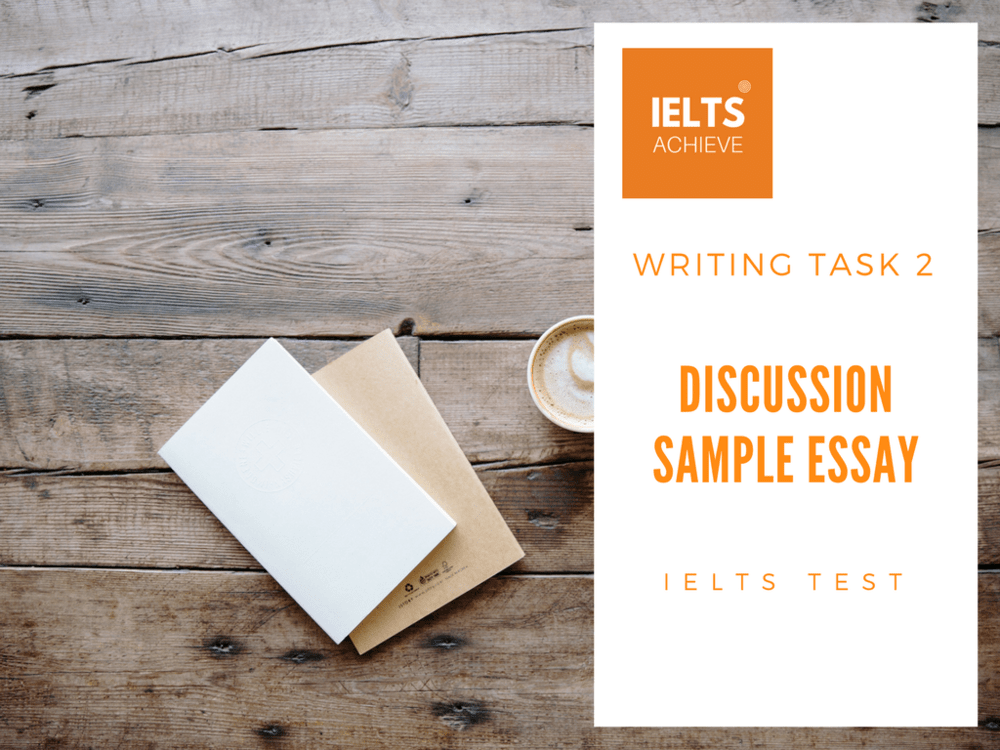 IELTS Writing Task 1 - Pie Chart Example Essay 1