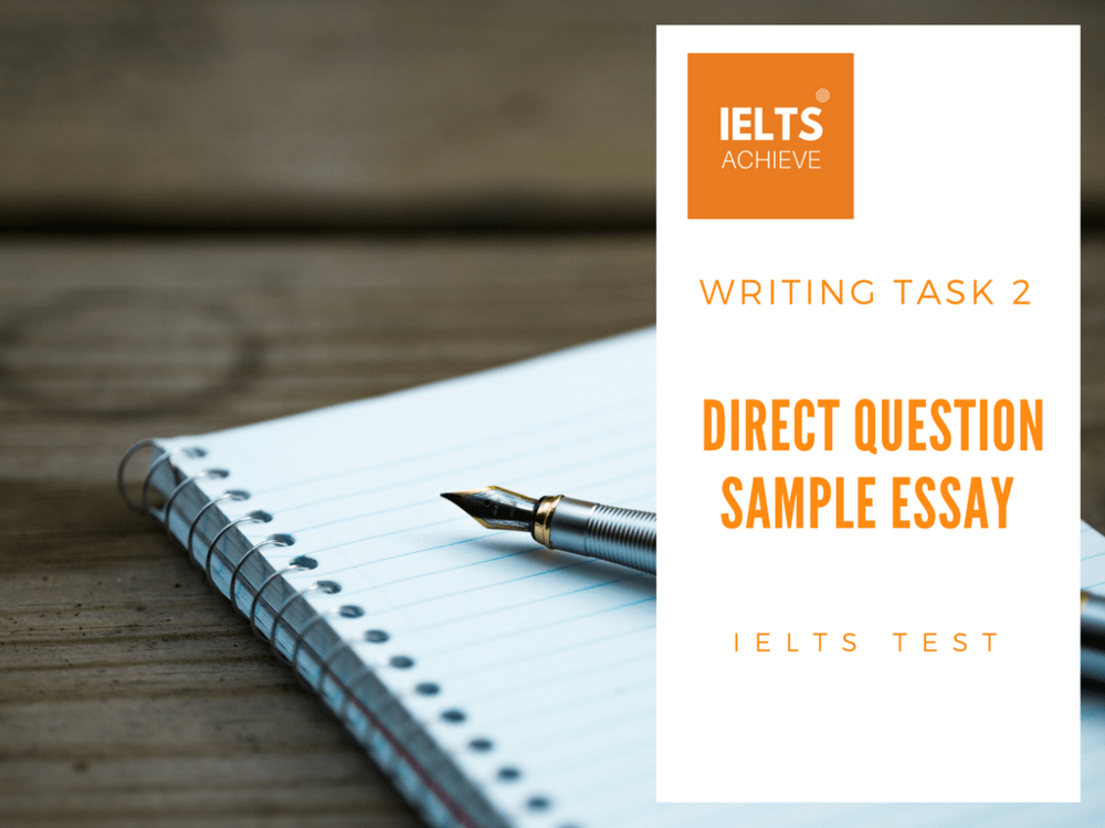 IELTS Discussion Essay