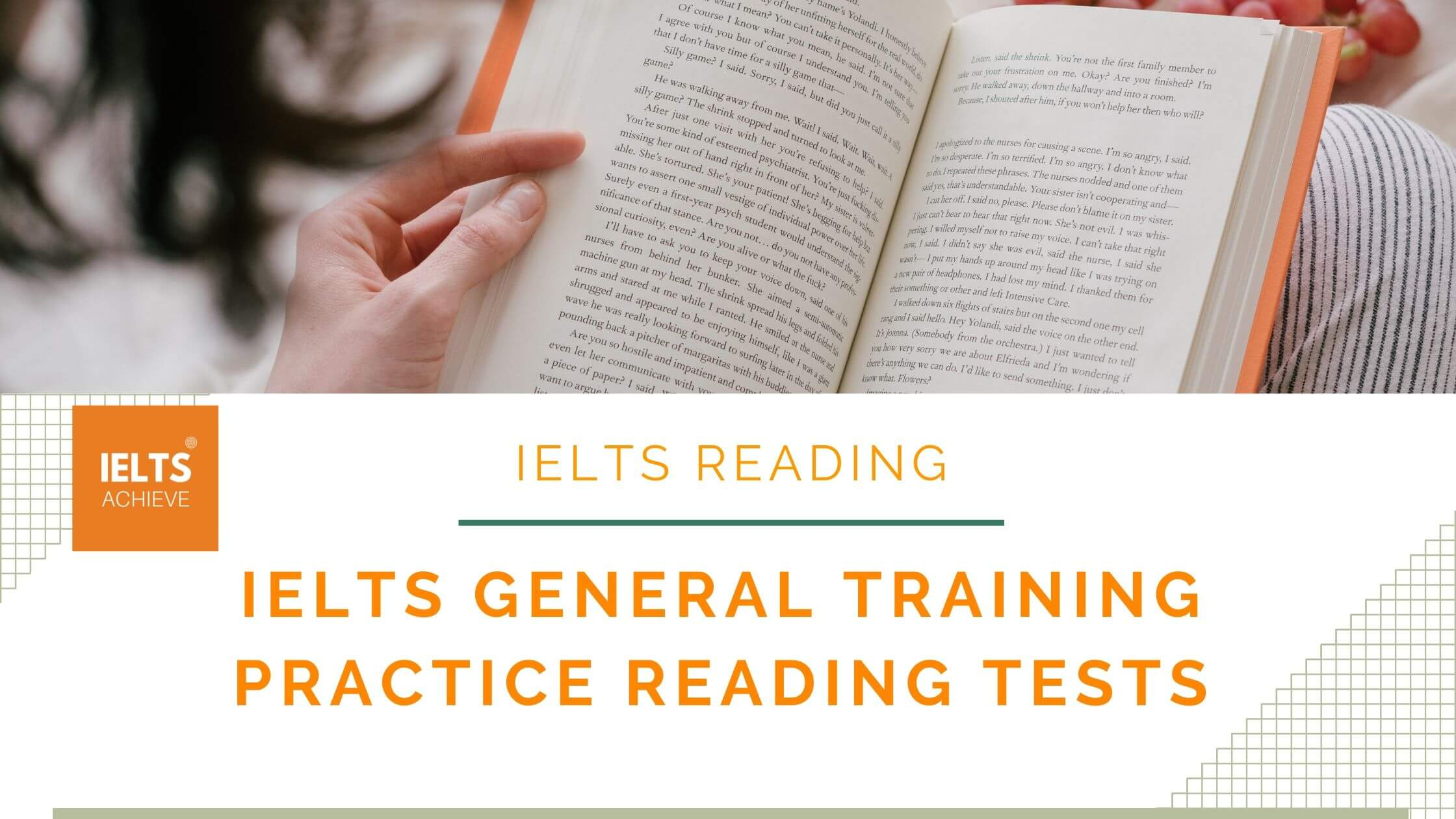 IELTS GENERAL TRAINING PRACTICE READING TESTS