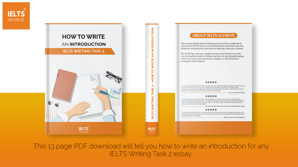 An Introduction To IELTS Writing Task 2